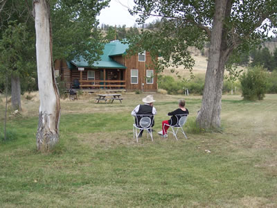Eagle Cliff Lodging